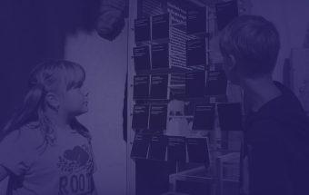 Ein Ausstellungsbesuch<br /> mit Kindern